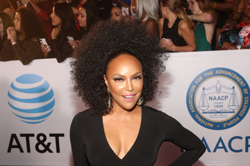 Lynn Whitfield 49th NAACP Image Awards - Red Carpet