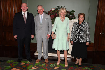 Lynne Cosgrove Prince Of Wales And Duchess Of Cornwall Visit Queensland - Day 1
