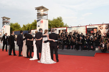 Lynne Ramsay Opening Ceremony and 'Everest' Premiere - 72nd Venice Film Festival