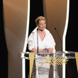 Mélanie Thierry Closing Ceremony - The 74th Annual Cannes Film Festival