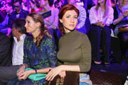 MBFWR: Arrivals and Front Row Views