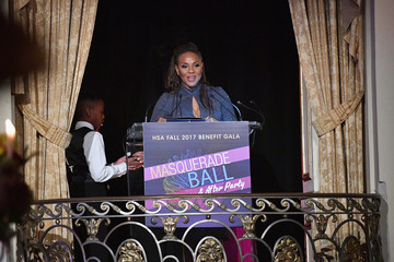 MC Lyte HSA Masquerade Ball
