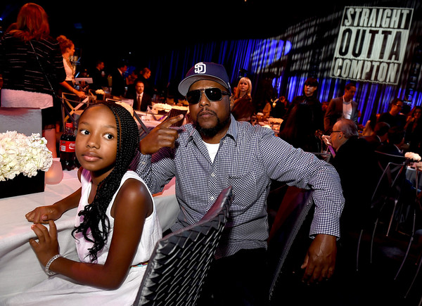 mc ren photos photos premiere of straight outta compton after