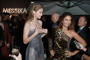 Gigi Hadid and Valerie Messika attend the MESSIKA Party, NYC Fashion Week Spring/Summer 2019 Launch Of The Messika By Gigi Hadid New Collection at Milk Studios on September 12, 2018 in New York City.