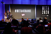 BET President Scott Mills speaks at META - Convened by BET Networks at The Edition Hotel on February 20, 2020 in Los Angeles, California.