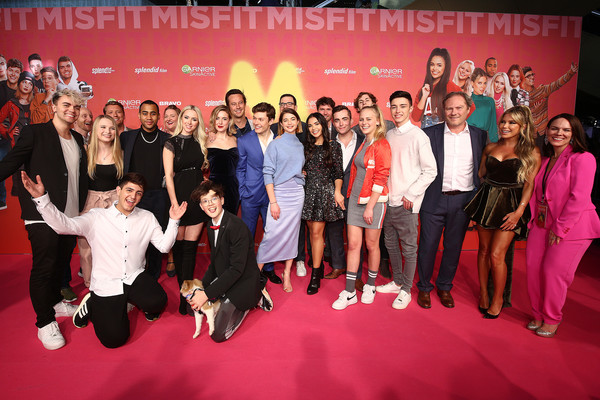 'Misfit' World Premiere In Cologne