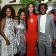 MJ Rodriguez Entertainment Weekly Celebrates Screen Actors Guild Award Nominees at Chateau Marmont - Inside