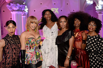 MJ Rodriguez Angelica Ross FX Networks Presents: 'Pose' Ball