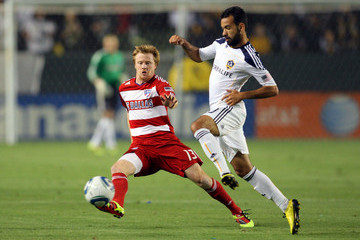 Dax McCarty MLS Playoffs - Western Conference Finals - FC Dallas v Los Angeles Galaxy