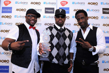 Wayne Morris MOBO Awards 2011 - Media Room