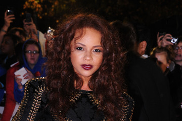 Alexis Jordan MOBO Awards 2011 - Outside Arrivals