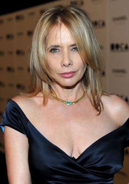 "Rosanna Arquette in MOCA's Annual Gala ""The Artist's ..."