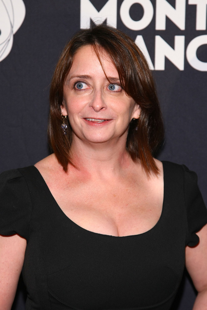 Cleavage rachel dratch