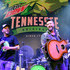 """Chris Lucas and Preston Brust of musical duo LOCASH perform onstage during MTN DEW's """"The Tennessee Original Outpost"""" at Ole Red on October 22, 2019 in Nashville, Tennessee."""