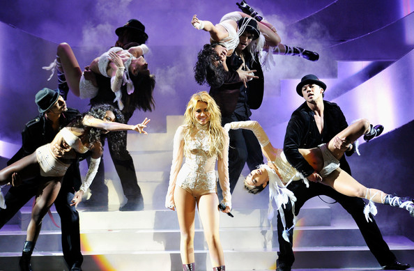 Awesome Miley Cyrus Concert Photos