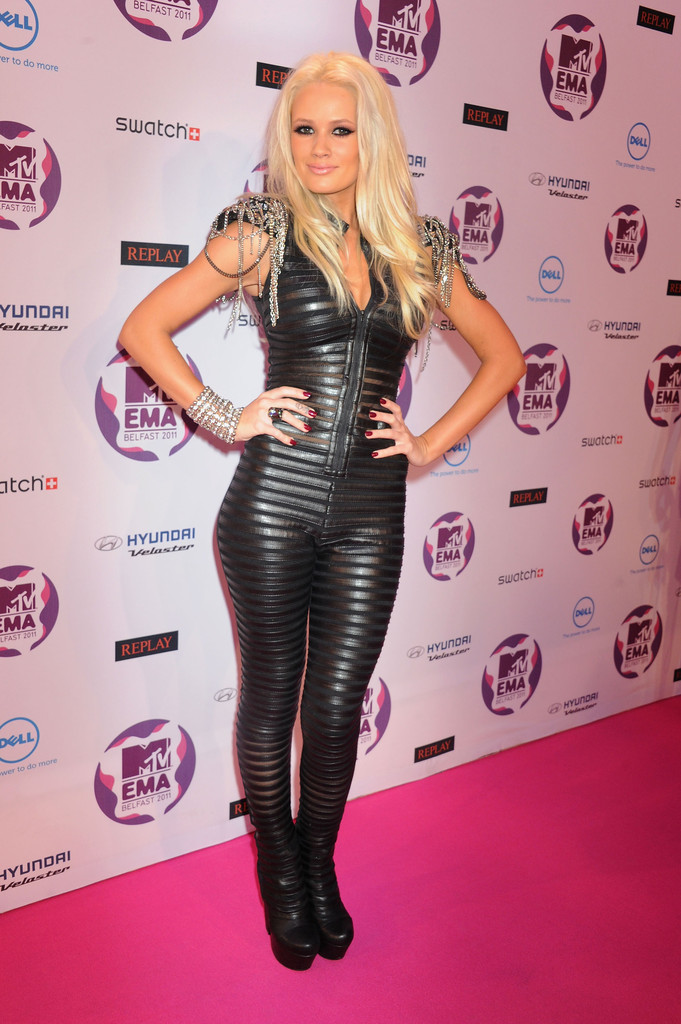 Lauren Bennett Photos Photos - MTV Europe Music Awards ...