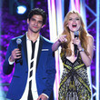 Bella Thorne and Tyler Posey Host