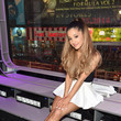 Ariana Grande Visits the MTV Studios