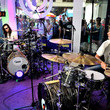 Andrew W.K and Chad Smith