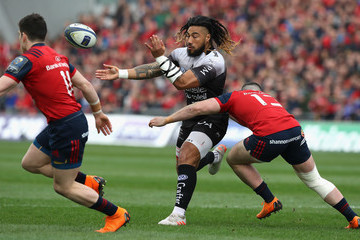 Ma'a Nonu Munster Rugby vs. RC Toulon -  Champions Cup: Quarter-Final