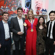 """Mac Bohonnon Coca-Cola Presents The 6th Annual """"Gold Meets Golden"""" Brunch, Hosted By Nicole Kidman And Nadia Comaneci"""
