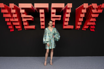 Macarena Gomez Netflix Celebrates The Opening Of Its Production Hub In Madrid