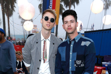 Machine Gun Kelly TommyLand Tommy Hilfiger Spring 2017 Fashion Show - Front Row & Atmosphere