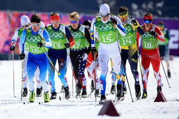 Maciej Starega Cross-Country Skiing - Winter Olympics Day 12