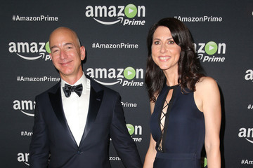 Mackenzie Bezos Amazon Video's 67th Primetime Emmy Celebration