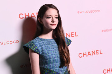 Mackenzie Foy Chanel Party to Celebrate the Chanel Beauty House and @WELOVECOCO