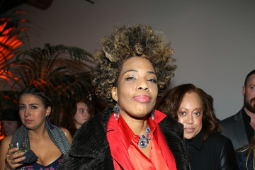 Macy Gray Republic Records Grammy After Party At Spring Place Beverly Hills - Inside