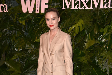 Maddie Hasson Max Mara WIF Face Of The Future - Arrivals
