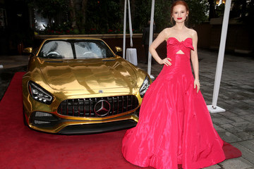 Madelaine Petsch Mercedes-Benz Academy Awards Viewing Party At The Four Seasons Los Angeles At Beverly Hills