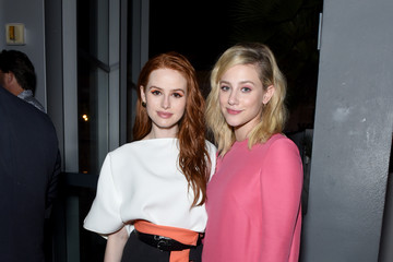 Madelaine Petsch Lili Reinhart Entertainment Weekly Hosts Its Annual Comic-Con Bash - Inside