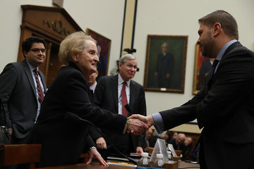 Madeleine Albright House Armed Services Committee Holds Hearing on Social Media Policies of Armed Services