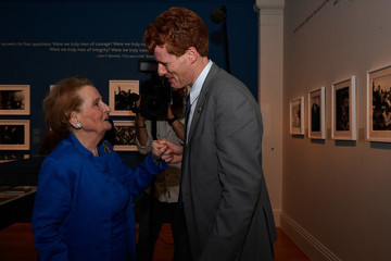 Madeleine Albright American Visionary: John F. Kennedy's Life and Times at the Smithsonian American Art Museum