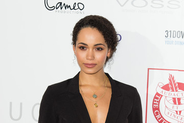 Madeleine Mantock The London Critic's Circle Film Awards - Red Carpet Arrivals