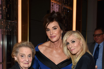 Madeline Albright Cindi Leive Hosts The 2015 Glamour Women of the Year Awards Dinner