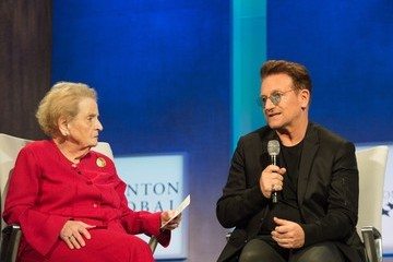 Madeline Albright Business And Political Leaders Attend Clinton Global Initiative Annual Meeting