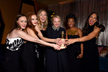 Madeline Brewer Samira Wiley FOX, FX, and Hulu 2018 Golden Globe Awards After Party - Inside