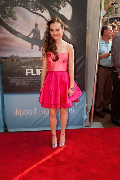 """Madeline Carroll Pictures - """"Flipped"""" Heartland Premiere ..."""