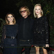 Peter Dundas and Clotilde Courau Photos