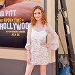 Madisen Beaty Sony Pictures' 'Once Upon A Time...In Hollywood' Los Angeles Premiere - Arrivals