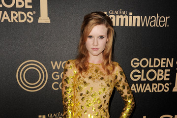 Madisen Beaty The Hollywood Foreign Press Association (HFPA) And InStyle Celebrate The 2013 Golden Globe Awards Season