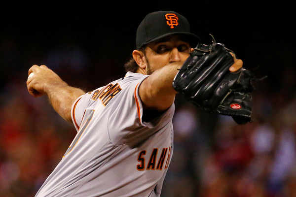 San Francisco Giants  v St Louis Cardinals