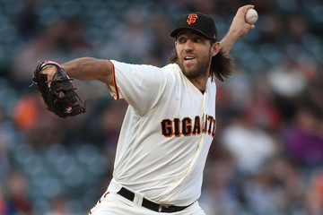 Madison Bumgarner Arizona Diamondbacks v San Francisco Giants