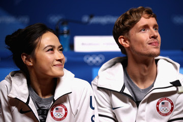 Madison Chock Around the Games: Day 7 - Winter Olympic Games