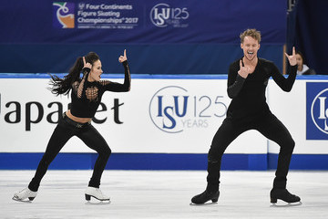 Madison Chock ISU Four Continents Figure Skating Championships - Gangneung - Day 1