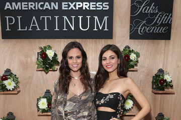 Madison Guest Saks And American Express Platinum Celebrate The Shop Saks With Platinum Benefit Launch With A Summer Soiree At The NoMad Rooftop