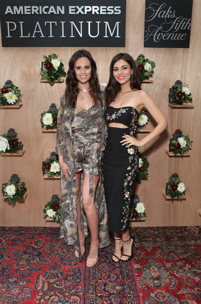 Saks And American Express Platinum Celebrate The Shop Saks With Platinum Benefit Launch With A Summer Soiree At The NoMad Rooftop